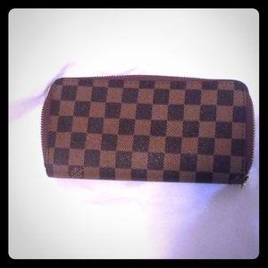 Handbags - 👜Louis Vuitton Damier Ebene Wallet👜